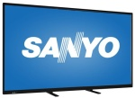 "One of the prizes being awarded to our grand-prize winner, a 55"" Sanyo HD LED TV!"